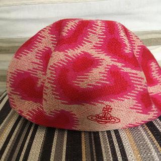 ヴィヴィアンウエストウッド(Vivienne Westwood)のヴィヴィアンウエストウッドベレー帽(ハンチング/ベレー帽)