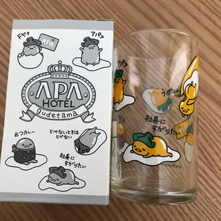 グデタマ(ぐでたま)のぐでたま アパホテルコラボカップ(キャラクターグッズ)