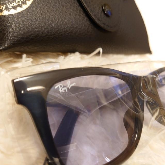 Ray-Ban(レイバン)のレイバン サングラス RB2140F 901/64 52サイズ 木村拓哉モデル メンズのファッション小物(サングラス/メガネ)の商品写真