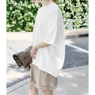 ジャーナルスタンダード(JOURNAL STANDARD)の 【2020ss】未使用 スウェットTシャツ(Tシャツ(半袖/袖なし))