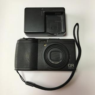 リコー(RICOH)のRICOH リコーGR 初期モデル(コンパクトデジタルカメラ)