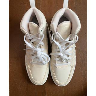 アディダス(adidas)のアディダス スニーカー neobig tann2 26cm(スニーカー)