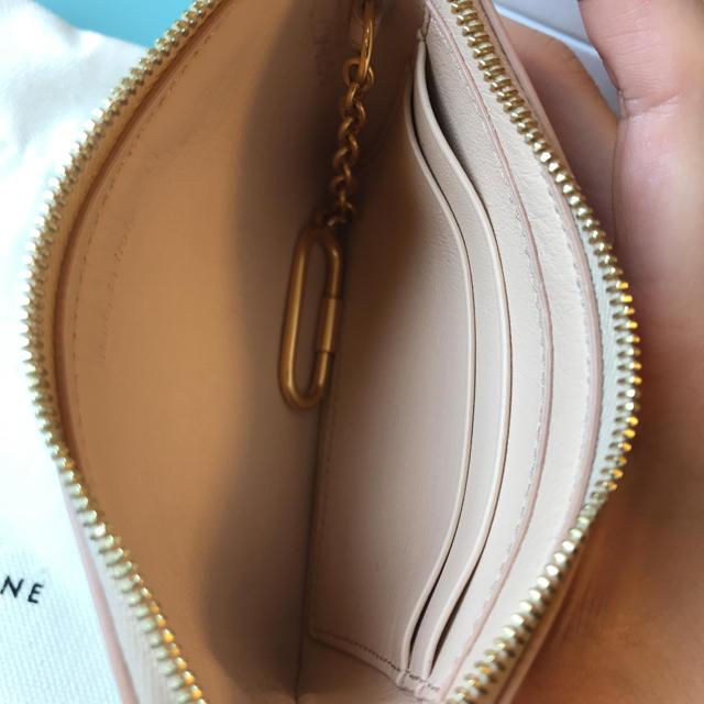 celine(セリーヌ)のようこ様専用*新品未使用 セリーヌ  コインケース カードケース レディースのファッション小物(コインケース)の商品写真
