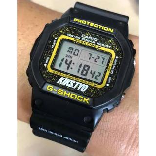G-SHOCK - G-SHOCK/コラボ/KIKSTYO/25周年/DW-5600/限定/スピード