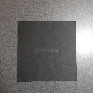 ポリス(POLICE)のPOLICE メガネ拭き/サングラス拭き(サングラス/メガネ)