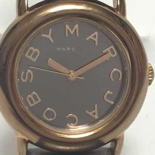マークバイマークジェイコブス(MARC BY MARC JACOBS)のマークジェイコブス 腕時計美品  - MBM1184(腕時計)