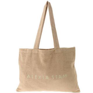 ALEXIA STAM - alexiastam  トートバッグ 新品未使用 未開封 完売商品 入手困難