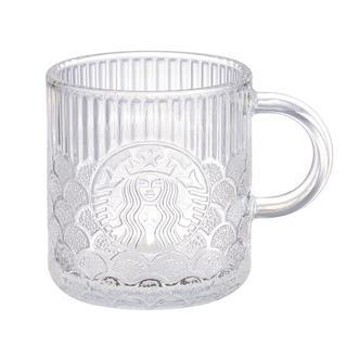 Starbucks Coffee - スターバックス :100ml グラス マグカップ スタバ