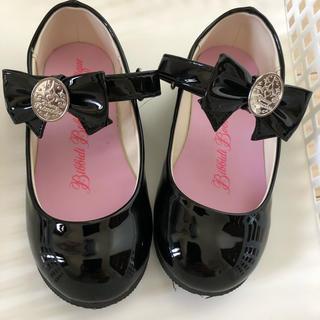ディズニー(Disney)のビビディバビディブティック シューズ 靴下 18cm(フォーマルシューズ)