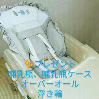 オートスウィング☆ご希望の方のみ☆プレゼント 写真2〜4(ベビーベッド)