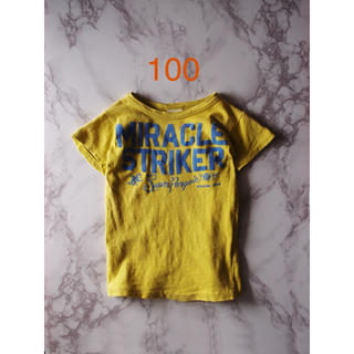 デニムダンガリー(DENIM DUNGAREE)のdenim dungaree TEE 【100】(Tシャツ/カットソー)