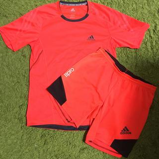 adidas - アディダス Tシャツ&パンツ セット