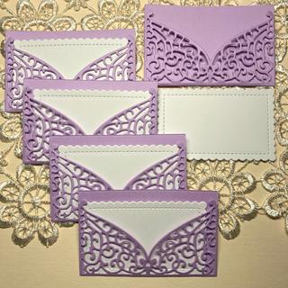 小さいメッセージカード 5セット