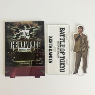 THE RAMPAGE - THE RAMPAGE 神谷健太 BOT DoA アクリルスタンド