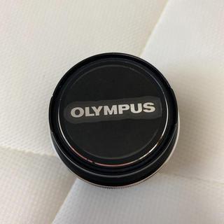 オリンパス(OLYMPUS)のM.ZUIKO DIGITAL 17mm F1.8 保護フィルター付(レンズ(単焦点))