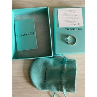Tiffany & Co. - ティファニー リング インフィニティリング 指輪 Tiffany