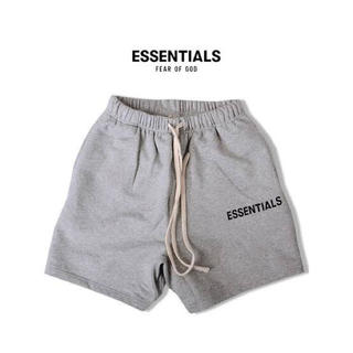 FEAR OF GOD - FOG ESSENTIALS fear of god スウェットハーフパンツL