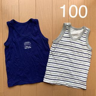 ニシマツヤ(西松屋)のタンクトップ 100(Tシャツ/カットソー)