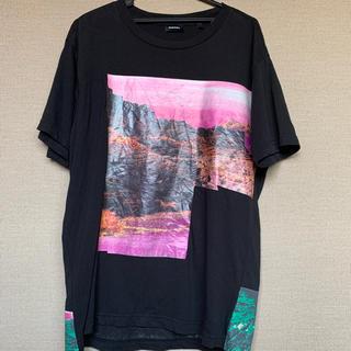 ディーゼル(DIESEL)のTシャツ DIESEL(Tシャツ/カットソー)