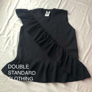 DOUBLE STANDARD CLOTHING - 美品★ダブルスタンダード トップス