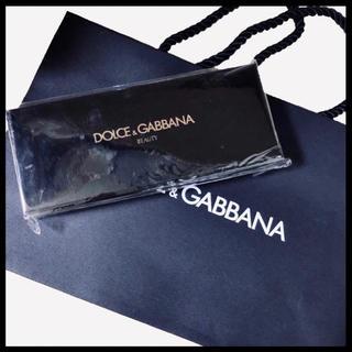 ドルチェアンドガッバーナ(DOLCE&GABBANA)のDOLCE & GABBANA 限定 ノベルティ モバイルバッテリー 充電器(バッテリー/充電器)