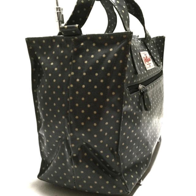 Cath Kidston(キャスキッドソン)のキャスキッドソン ハンドバッグ - ドット柄 レディースのバッグ(ハンドバッグ)の商品写真