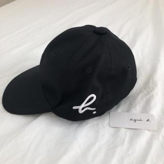 agnes b. - agnes b. キッズ 女性 帽子 キャップ