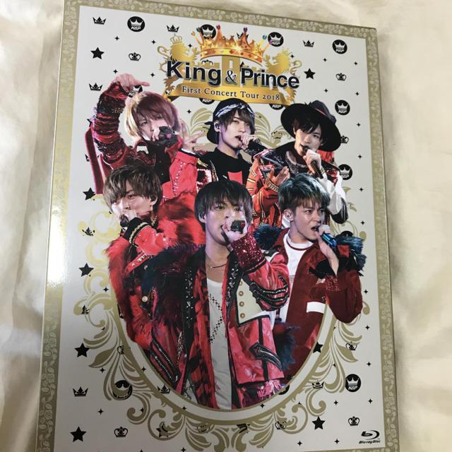 Johnny's(ジャニーズ)のKing&Prince/FirstConcertTour2018 Blu-ray エンタメ/ホビーのDVD/ブルーレイ(ミュージック)の商品写真