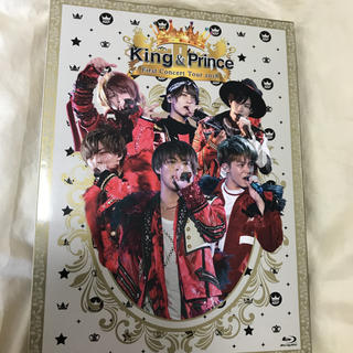 Johnny's - King&Prince/FirstConcertTour2018 Blu-ray