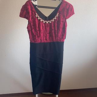 デイジーストア(dazzy store)のミニドレス キャバドレス(ナイトドレス)
