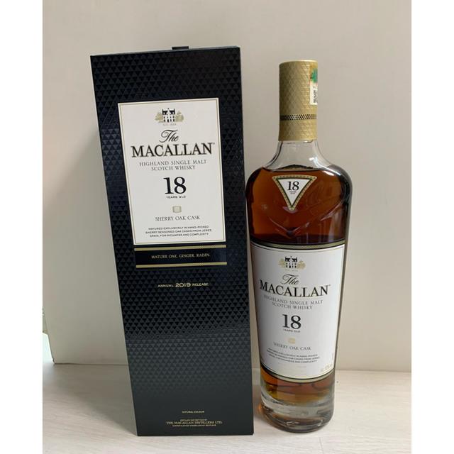 サントリー(サントリー)のマッカラン 18年 コウ様専用 食品/飲料/酒の酒(ウイスキー)の商品写真