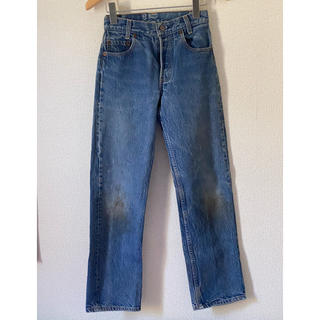 Levi's - LEVI'S MADE IN USA 501 W25 L28 リーバイス