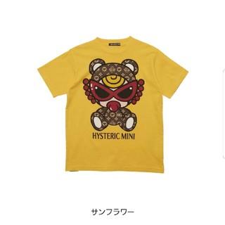 HYSTERIC MINI - Hystericmini TEDDY MINI MONOGRAM柄 半袖Tシャツ
