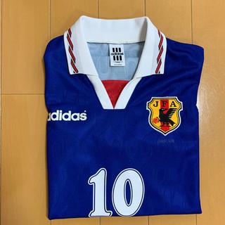 adidas - 日本代表 ユニフォーム #10 名波選手