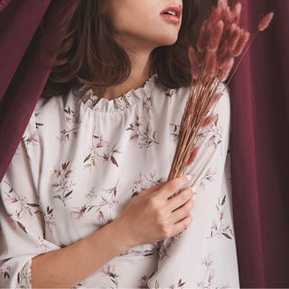 ノエラ(Noela)の新品 Noela 花柄ワンピース(ロングワンピース/マキシワンピース)