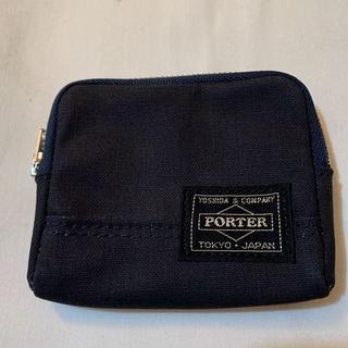 PORTER - 新品 PORTER ポーター ダック コインケース ネイビー 日本製