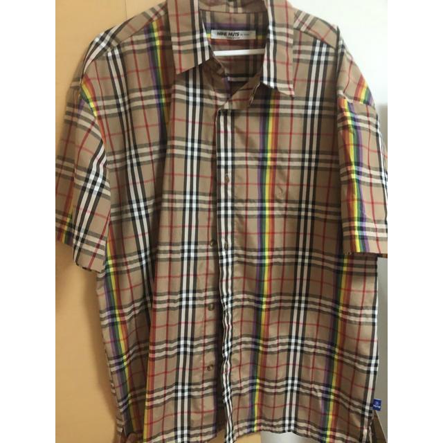 BURBERRY(バーバリー)のburberry バーバリー セットアップ メンズのトップス(ポロシャツ)の商品写真