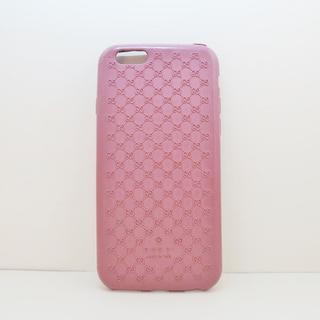 グッチ(Gucci)のグッチ 携帯電話ケース マイクロGG ラバー(モバイルケース/カバー)
