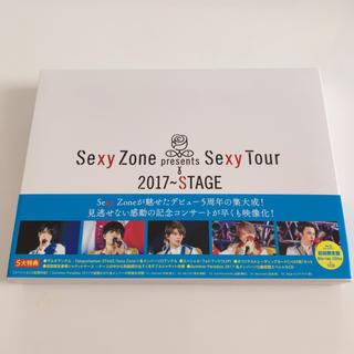 セクシー ゾーン(Sexy Zone)のSexy Zone Presents Sexy Tour ~ STAGE(Blu(ミュージック)