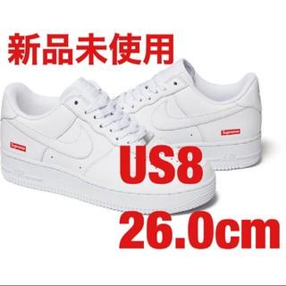 Supreme - Supreme®/Nike® Air Force 1 Low white