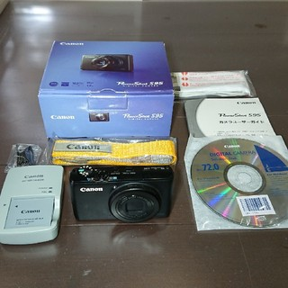 キヤノン(Canon)のキャノン S95 デジカメ おまけ付(コンパクトデジタルカメラ)