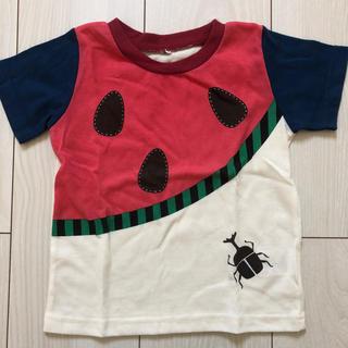 ニシマツヤ(西松屋)の西松屋 半袖Tシャツ サイズ95(Tシャツ/カットソー)