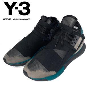 Y-3 - 【新品未使用Y-3 QASA HIGH 早い者勝ち YohjiYamamoto】