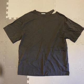 BEAUTY&YOUTH UNITED ARROWS - BEAUTY&YOUTH UNITEDARROWS ビッグTシャツ グレー