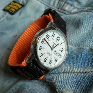 タイメックス(TIMEX)の(値下〜7/10)タイメックス EASYLEADER(腕時計(アナログ))