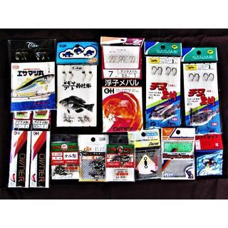仕掛け用品セット船釣り,まき餌ボール波止釣り 未使用(釣り糸/ライン)
