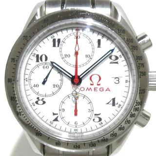 OMEGA - OMEGA(オメガ) 腕時計 3516.20 メンズ 白