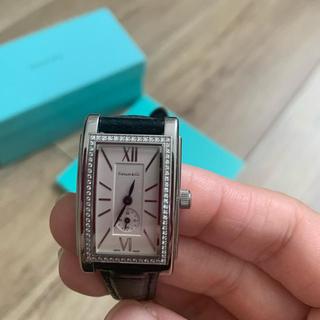 Tiffany & Co. - ティファニーグランド 腕時計 難あり