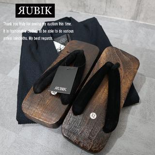 ジョーカー(JOKER)のRUBIK 新品 下駄 M(下駄/草履)