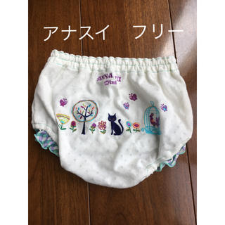 ANNA SUI mini - アナスイミニ ブルマ フリー 女の子